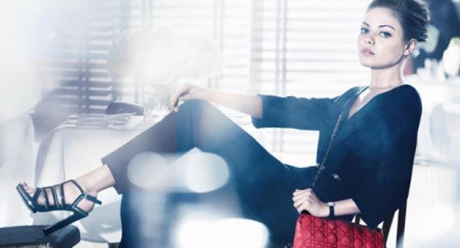 Мила Кунис е новото рекламно лице на Диор