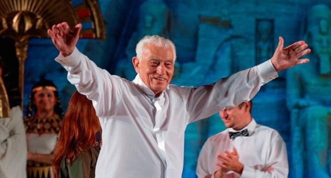 Опера в Летния театър – Варна 2021: Аплодисменти за 90–годишния юбилей на маестро Борислав Иванов