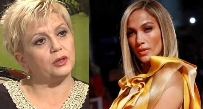 Защо Николина Чакърдъкова изглежда като леля на Джей Ло, а са наборки?