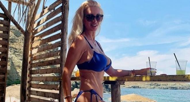 Майката на Луиза Григорова шашка със секси крака