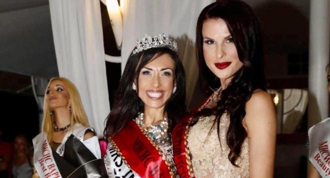 """Голямата награда """"Мисис Североизточна България"""" се присъди на Гери Михалева."""