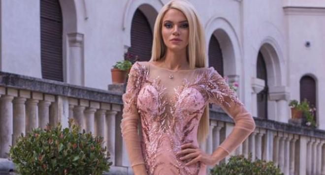 Вероника Стефанова пребори 120 за реклама
