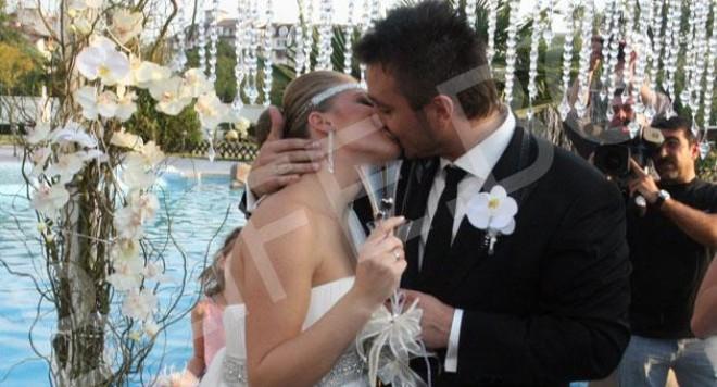 Коцето и Надя най-после женени! (Видео)