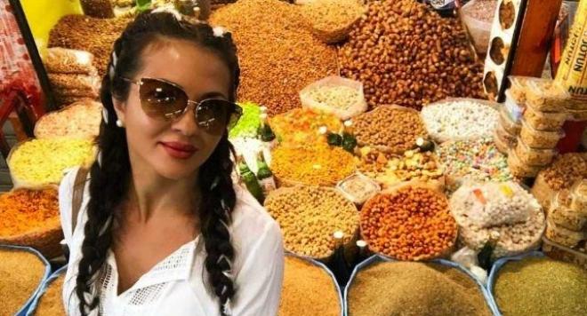 Райна на пътешествие в Мароко (Снимки)