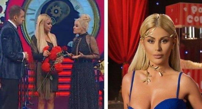 Ето кой се обясни в любов на Светлана Василева с мече от 300 рози!