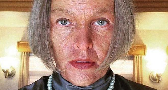 Вижте 85 годишната Мила Йовович