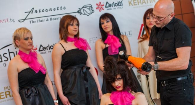 Стилист на Шакира демонстрира нови тенденции у нас