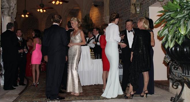 На гости у Доналд Тръмп (Как се веселят милионерите + снимки)