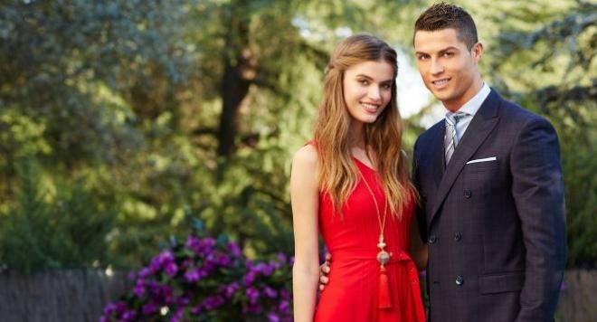 Роналдо отново разтуптя женските сърца (ВИДЕО)