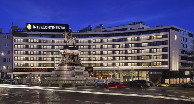 InterContinental Sofia с три награди от IHG Star Awards 2019!