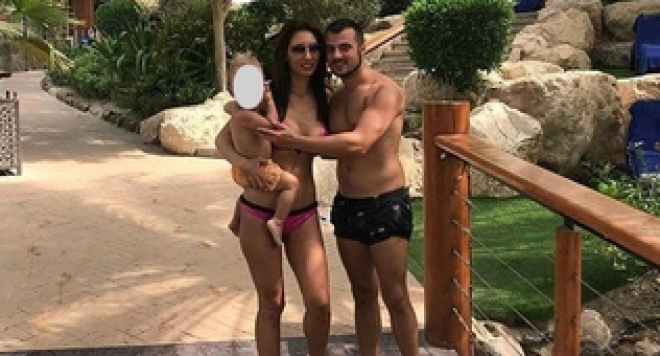 Джена на семейна почивка в Дубай