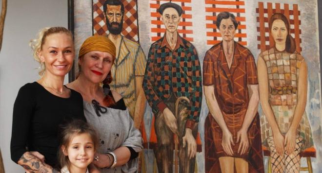 С непоказван семеен портрет на Златю Бояджиев ще стартира Благотворителният бал на юристите