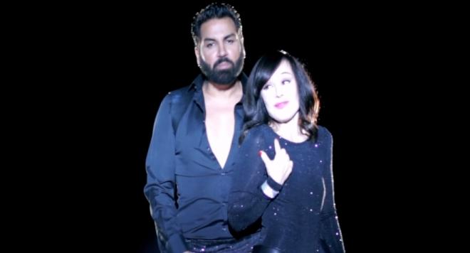 Вижте дуетното парче на Ирина Флорин и Азис (видео)