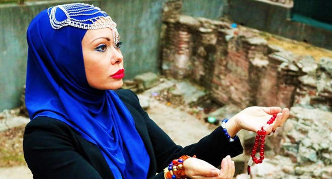 Албена Вулева приела исляма заради мъж, била ненадмината в правенето на магии