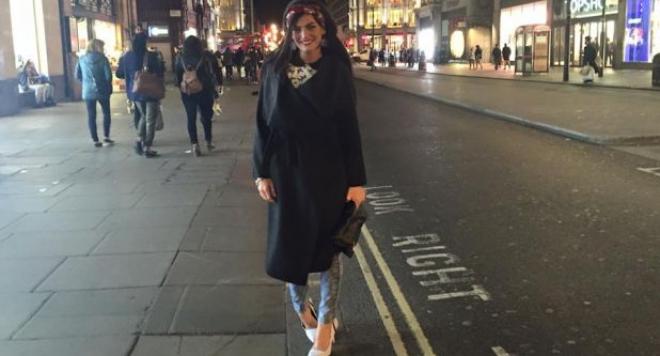 Жана Бергендорф бяга в Англия след неуспеха на Евровизия