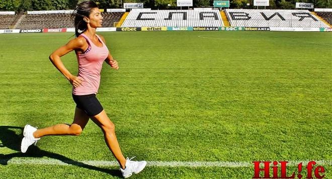 Мисис България Роксана Кирилова подкрепи инициатива на Race for the Cure  в борбата срещу рака на гърдата