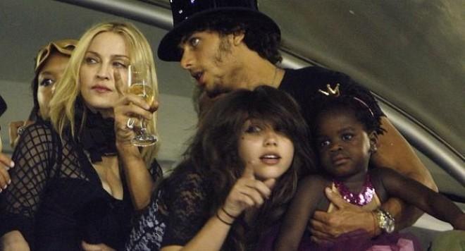 Мадона облича тийнейджърки