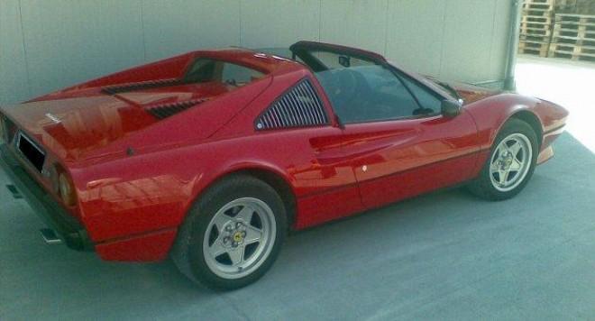 НАП продаде Ферари за 30 000 лева