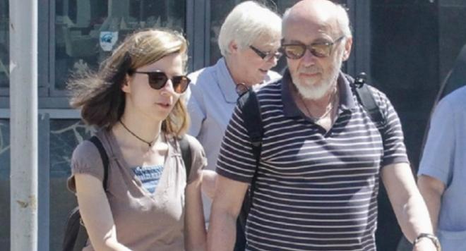 Младата любовница на Стоян Алексиев се похвали: Разведох го!