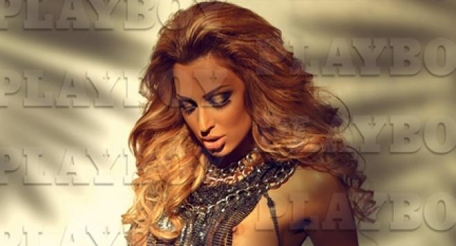 Гримьорката Марина се съблече за Playboy /снимки/