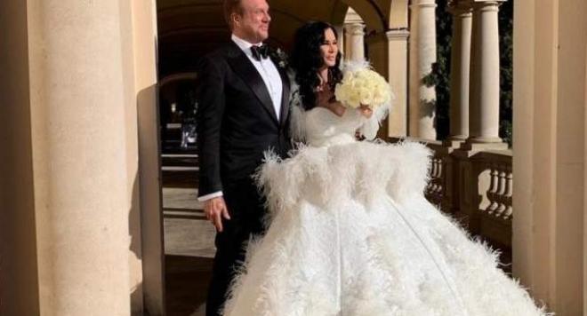 Цеци Красимирова стяга втора сватба