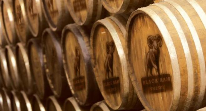 Black Ram сред най-добрите уискита в света за 2020