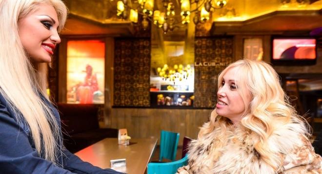 Джулиана Гани облича кучетата на Роси Кирилова и Кристина Димитрова (ВИДЕО)