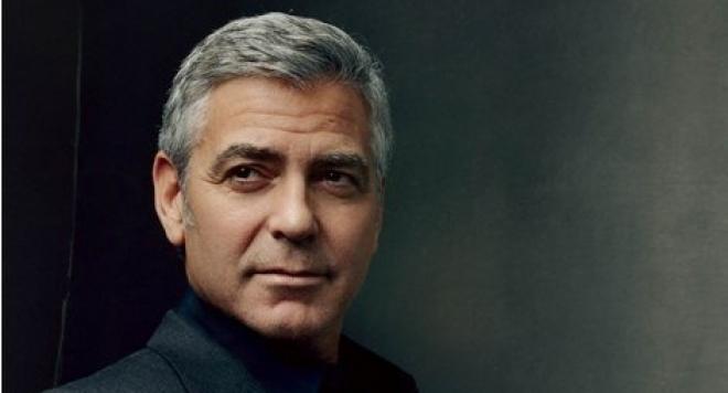 Клуни лично написал сватбения си обет