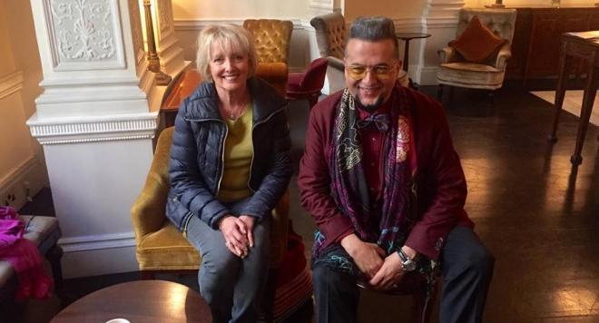 Две британски звезди на Бизнес дама на годината