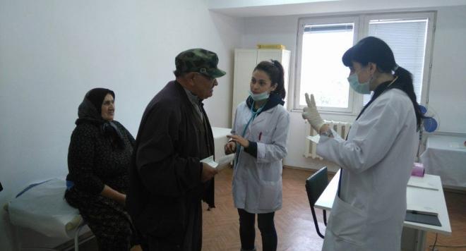 Безплатни медицински прегледи за възрастни хора над 60 години от 10 общини през октомври