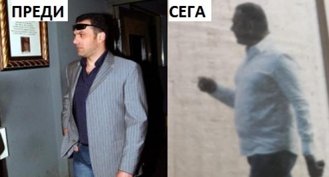Напълняването на Кадриев се дължало на нездравословния му начин на
