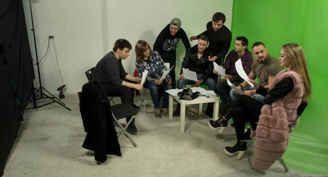 Нов български сериал атакува екраните през 2018-а