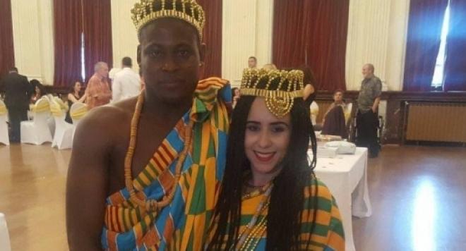 Българкa стана африканска принцеса