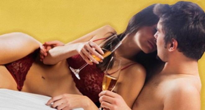 Пиячите правят 20% повече секс