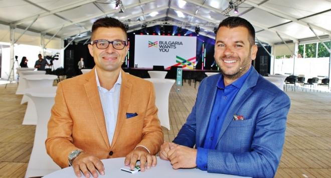 С международен отзвук бе белязано първото голямо събитие на Bulgaria