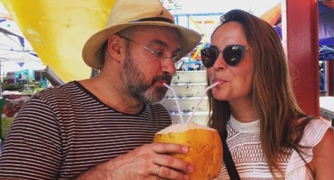 Вики от Мастило с тайна сватба и меден месец на Сейшелите