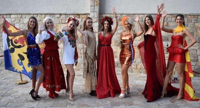 """Претенденти от пет континента се борят за титлата   Super Model Universe 2019 в петзвездният хотел """"Свети Спас"""" в СПА столицата на Балканите – Велинград"""