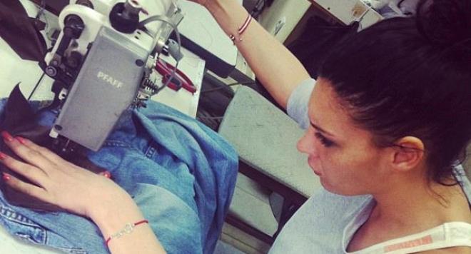 Златка Димитрова стана шивачка