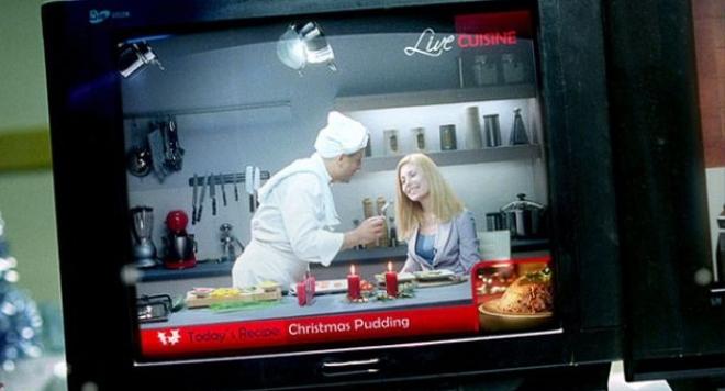 Любовницата на Плевнелиев в реклама на...