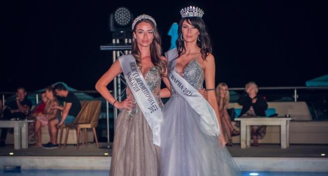 Боряна Янева е новата носителка на титлата Мисис Варна
