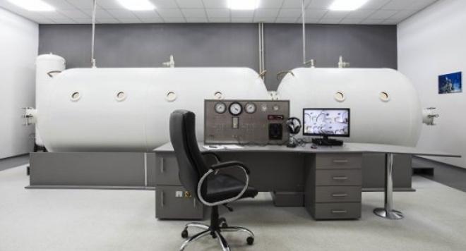 Апаратура за хипербарна оксигенация - факт и в България