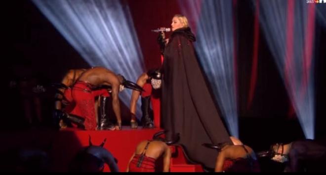 Падането на Мадона е PR ход на певицата