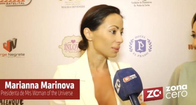 """Мариана Маринова след """"Woman of thе Universe 2018"""": Световните конкурси отдавна не са само дефилета на празноглави миски"""