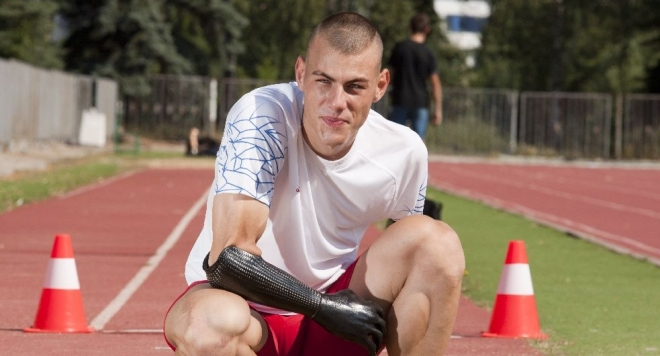 Параолимпиецът Михаил Христов ще подкрепи деца с увреждания в Ивайловград