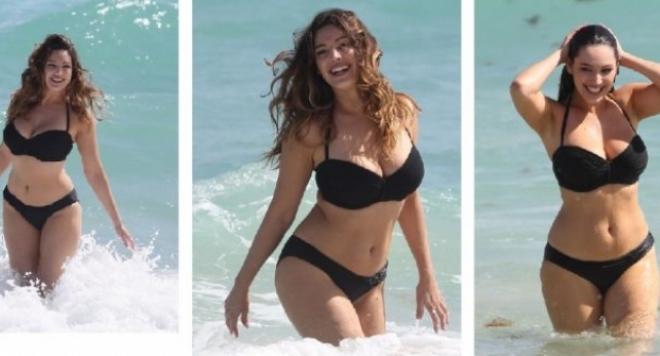 Ето как изглежда перфектното женско тяло (СНИМКИ)