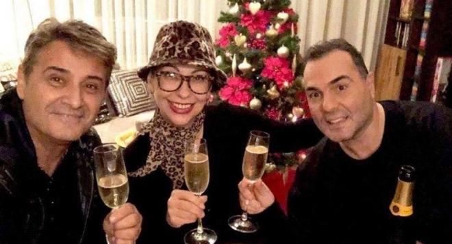 Ритон гръмнаха шампанско за новото танго на Драго Чая (СНИМКИ)