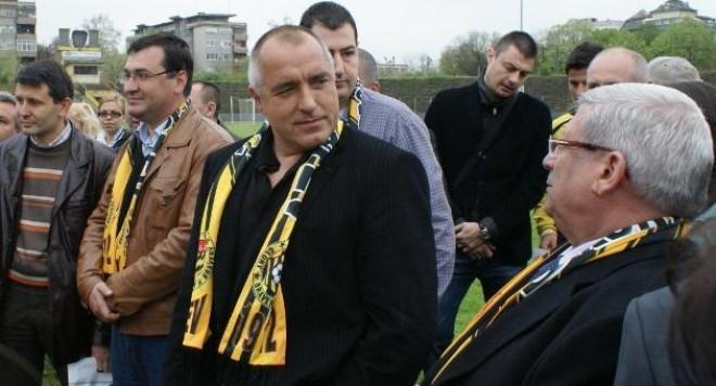 Скандал между Бойко Борисов и Сашо Диков