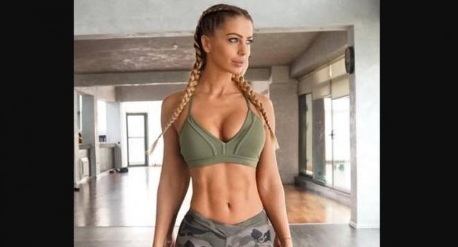Янита Янчева има ново амплоа. Фитнес звездата се заема много