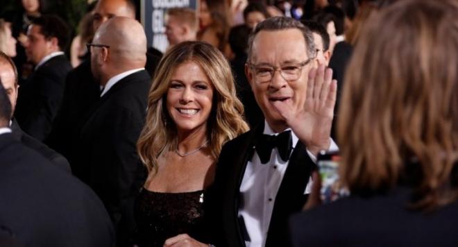 Коронавирусът налази Том Ханкс и жена му