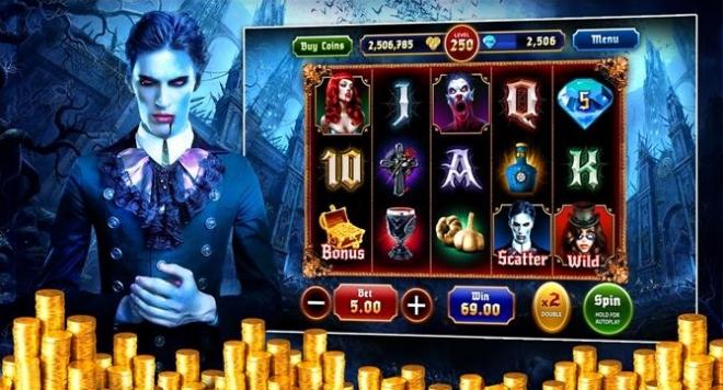 10 ужасяващи казино игри по филми на ужасите